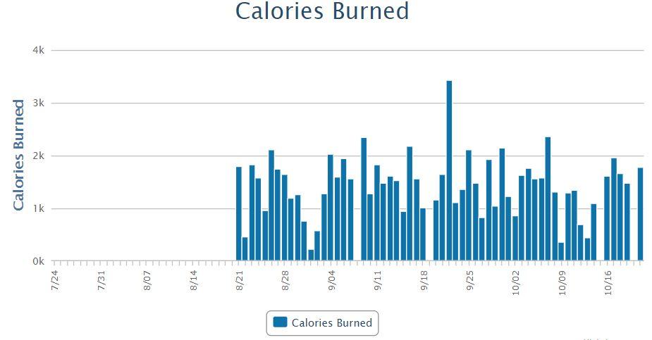 Calories-Burned