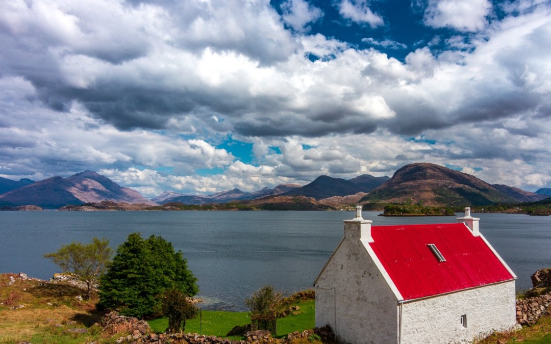 shieldaig-red-roof