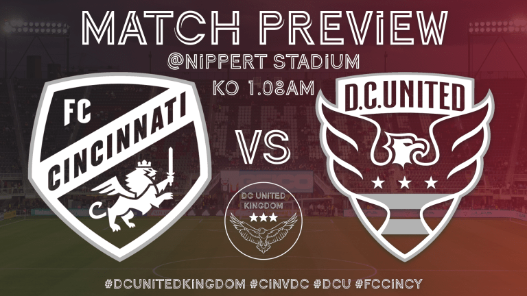 Read more about the article Match Preview: CIN v DC