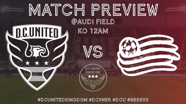 Match Preview: DC v NE