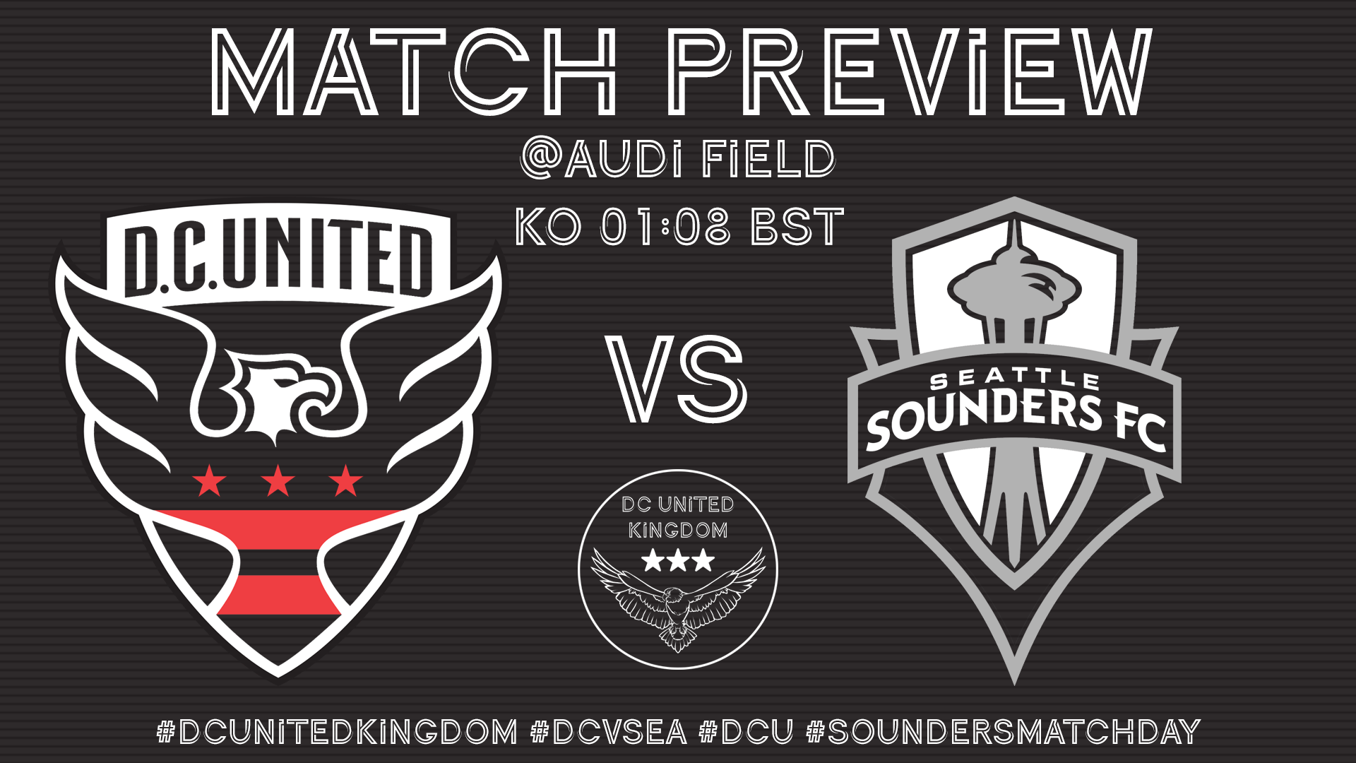 You are currently viewing Match Preview: DC v Seattle Sounders