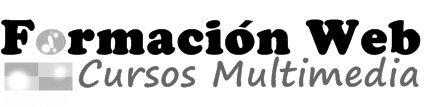 FORMACIÓN WEB Cursos multimedia y temarios