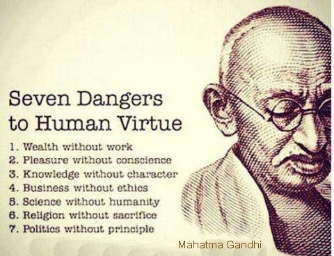Tư tưởng Mahatma-Gandhi. OntheNet