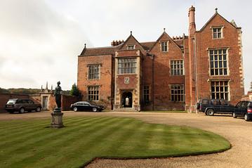 Lâu đài Chequers (Buckinghamshire, England). Nguồn: Getty Images