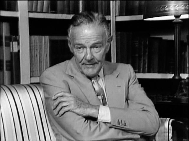 H. Cabot Lodge trả lời phỏng vấn (1979).  Nguồn: WGBH, Open Vault.