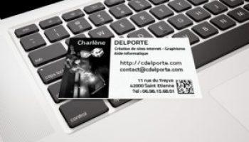 Cartes De Visite Charlene