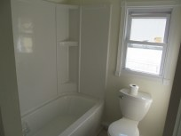 mobile home improvement bathroom toilet