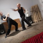 Dynamic Drawing - Theatrical Combat Session