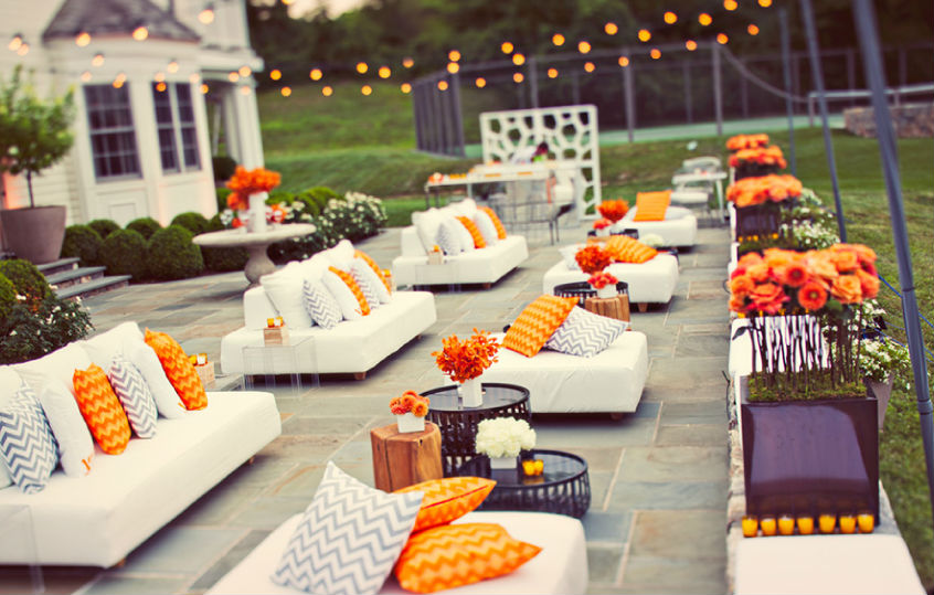 Rustic Back Yard Wedding Ideas
