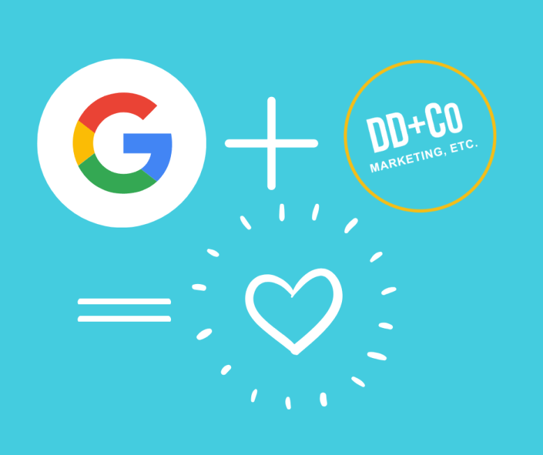 google business page love