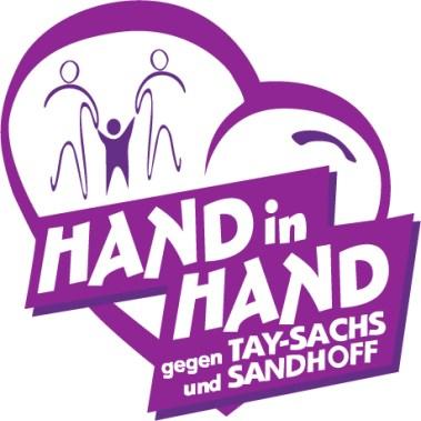 logo hand in hand gegen tay-sachs