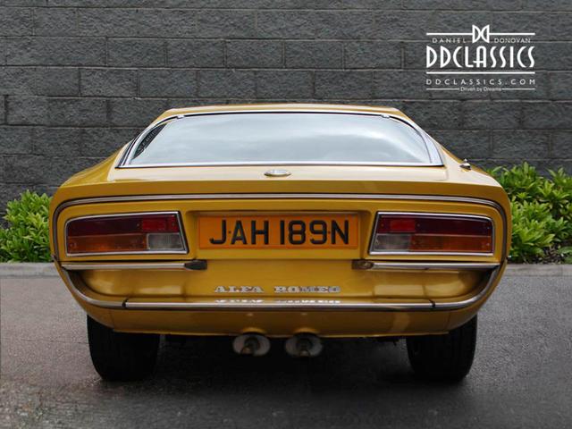 1975 ALFA ROMEO MONTREAL RHD 4 For Sale