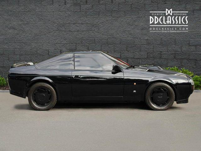 The Story of The Aston Martin V8 Zagato For Sale