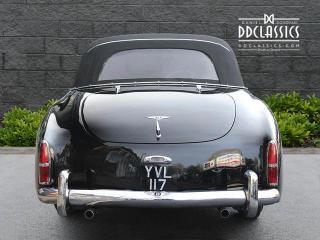 Bentley Mark 6 Graber back
