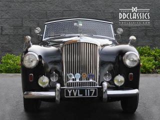 Bentley Mark 6 Graber front view