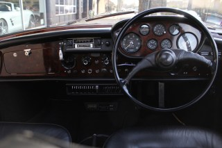 Bristol 408 Dashboard