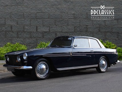 Classic Cars For Sale at DD Classics: Bristol 408