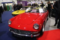 Ferrari 275 GTS at the Classic Car Show