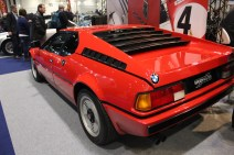BMW M1 at the London Classic Car Show
