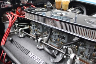 ferrari 330 GT V12 engine