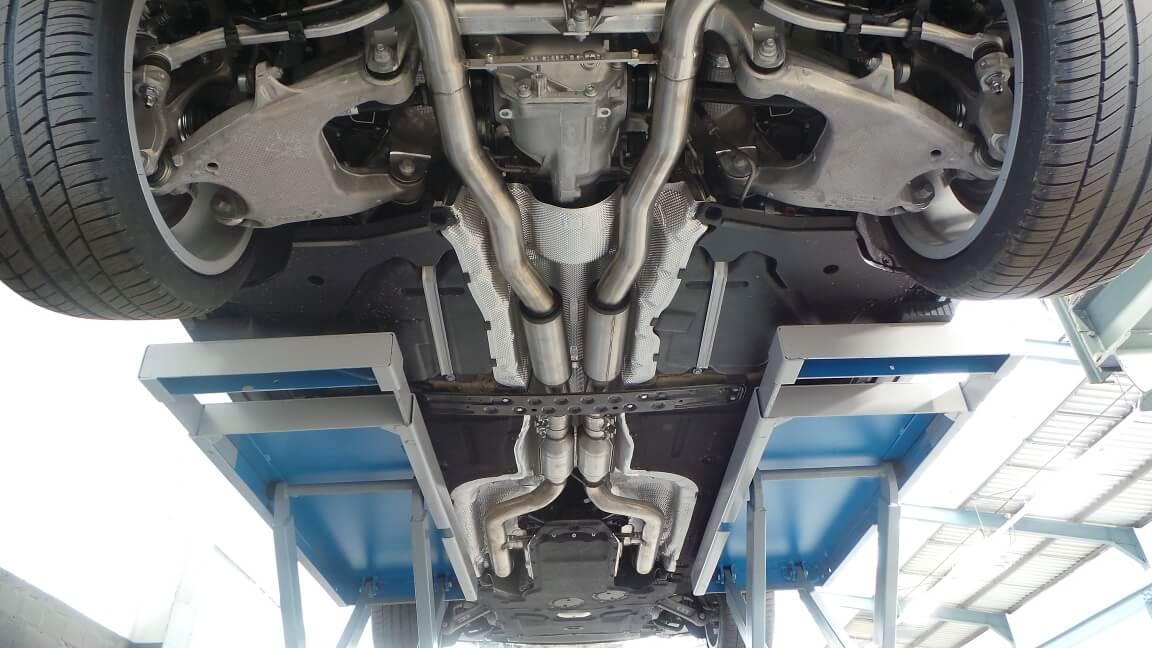 bmw f10 550i dd customs tuning made