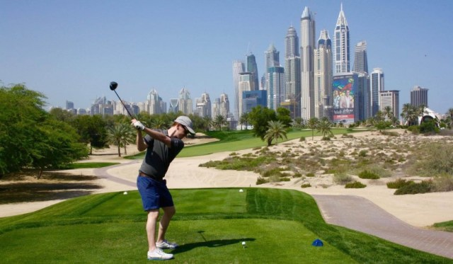 Image result for Emirates Golf Club