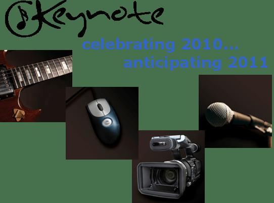 celebrating 2010...anticipating 2011