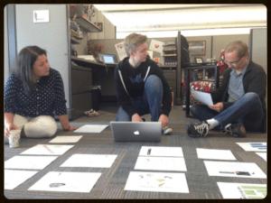 editing team