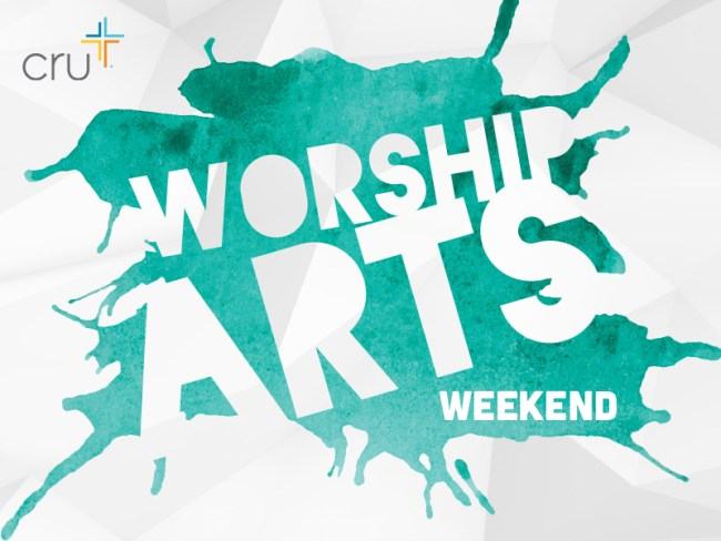 Worship Arts Weekend logo