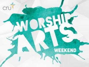 Worship Arts Weekend logo