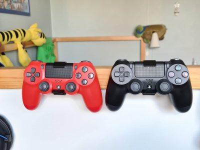 Veggfeste til PS4 kontroll