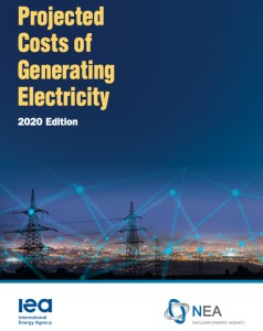 Project Costs of Generating Electricity
