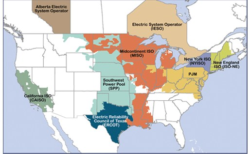 Regional Transmission Organization (RTO) or Independent System Operator (RTO/ISO)