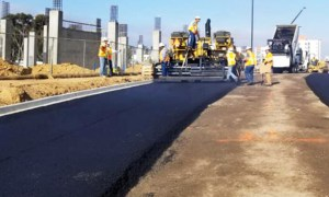 Paving Roads with Plastic