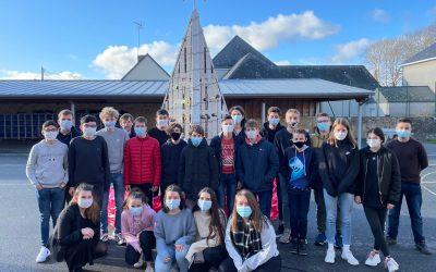 Esprit de Noël 2020 – Ensemble Scolaire Notre Dame de Meslay-du-Maine