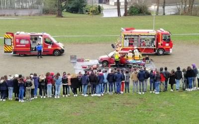 Une nouvelle journée « Jeunes et responsables ! » au lycée Rochefeuille
