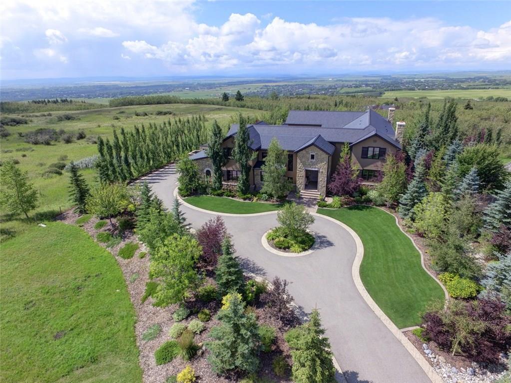 209 PINNACLE RIDGE PL SW, rural rocky view county, Alberta