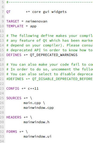 qt creator open just .pro file | Qt Forum