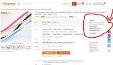 Satıcının yorumlarını ürün sayfasında sağ tarafta satıcıya tıklayarak görebilirsiniz.