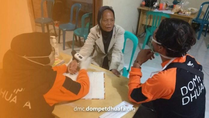 Respons siaga erupsi Gunung Merapi DMC Dompet Dhuafa (DD), per Selasa (17/11/2020), DD menyediakan berbagai kebutuhan sehari-hari bagi para pengungsi.