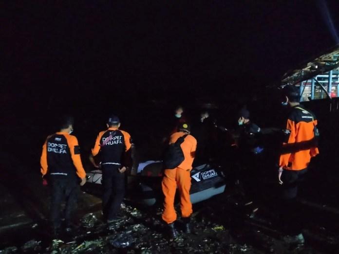 Senin, Pusat Manajemen Bencana DD Terjunkan 7 Tim ke Lokasi Pencarian Korban Sriwijaya Air