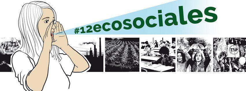 #12ecosociales: Medidas para un futuro gobierno