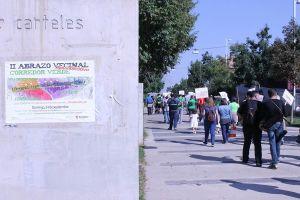 Participamos en el II Abrazo Vecinal al Corredor Verde