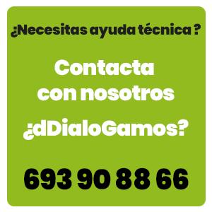 Contacta con dDialoGa