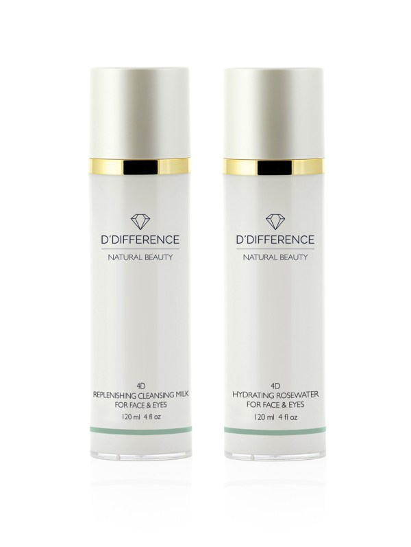 DDIFFERENCE 4DRosewater Cleansing Milk_group