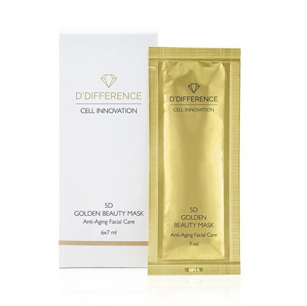5D GOLDEN BEAUTY MASK