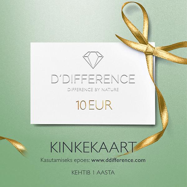 D'DIFFERENCE KINKEKAART 10