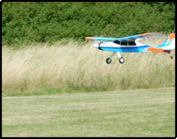 Flying Tuition and Advice – Dewsbury and District Model Aero
