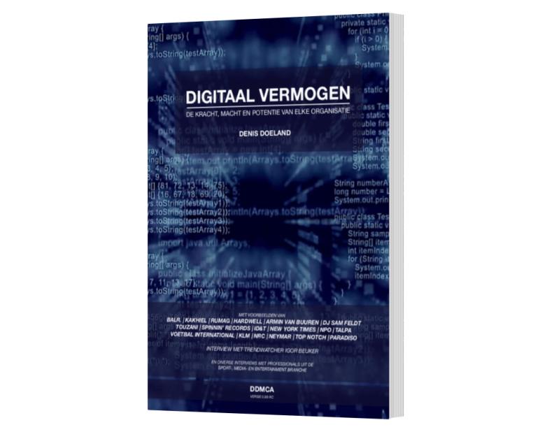 Boek Digitaal Vermogen