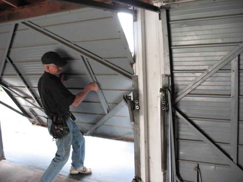 One Piece Garage Door Hardware